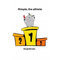 rimple the athlete cover