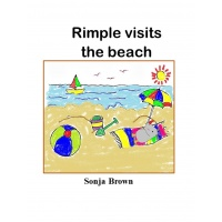 rimple visits the beach